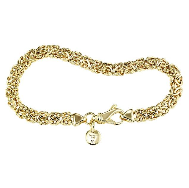 Yellow Gold Color Bracelet /FB1039