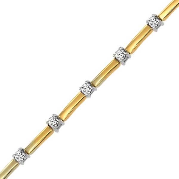 Diamond Bracelet 1ctw / SB986C/14K