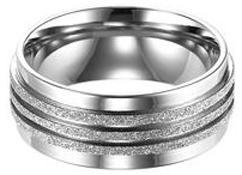 Men's Ring in Stainless Steel/TS1045
