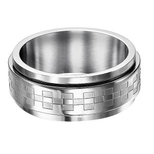 Stainless Steel Gents Band / AMS1002