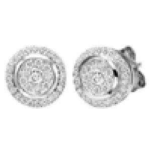 Diamond Earrings 1/3 ctw:FE4098
