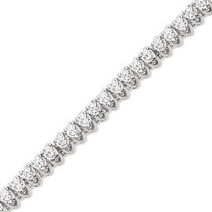 Diamond Bracelet 6 ctw / SB946A-6CT/14K